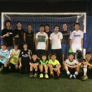 横田陽介フリースタイルフットボールスクール @ パライーゾ国分寺